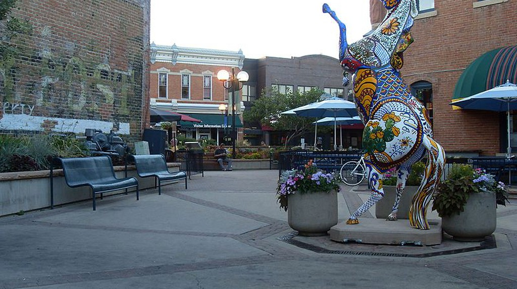Fort Collins, Colorado |© Wikimedia Commons