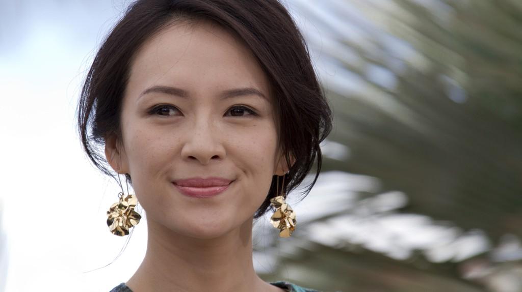 Zhang Ziyi © Shutterstock