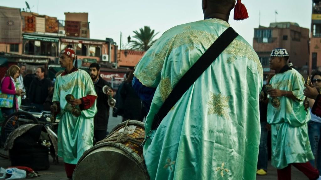Moroccan Musicians  © Montse PB/Flickr
