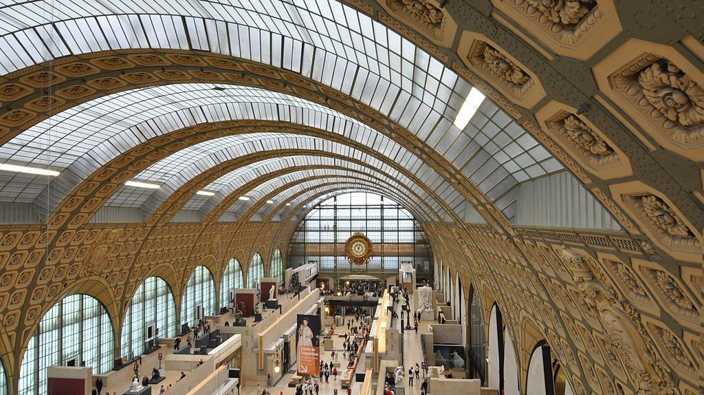 Musée d'Orsay, Paris 7th 008   © Moonik/WikiCommons