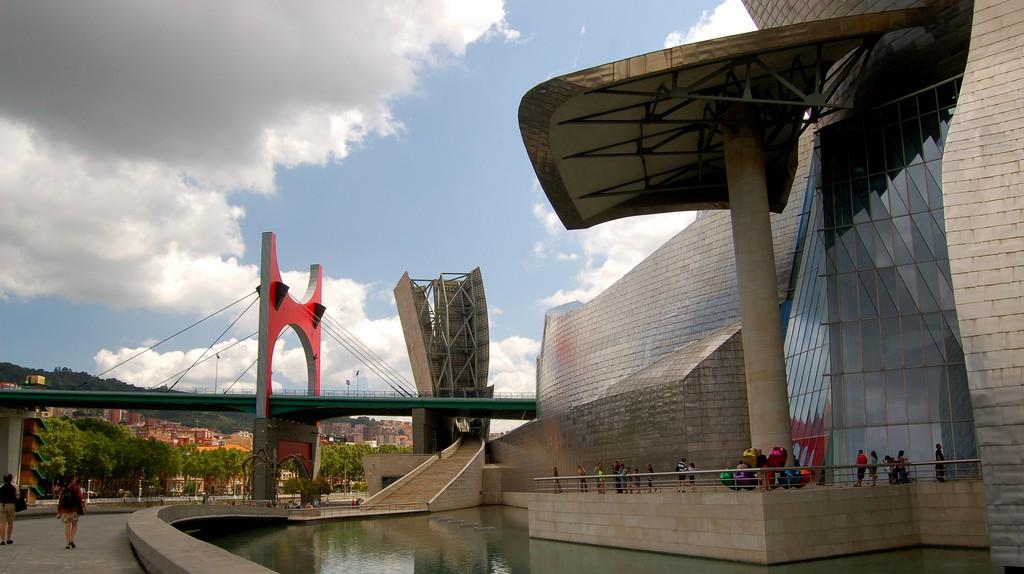 Guggenheim Bilbao | ©Ilkka Harmanen/ Flickr