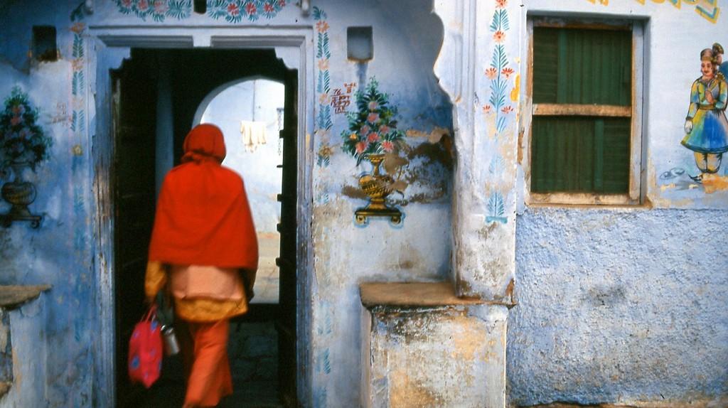 Indian Woman | © Nick Kenrick / flickr