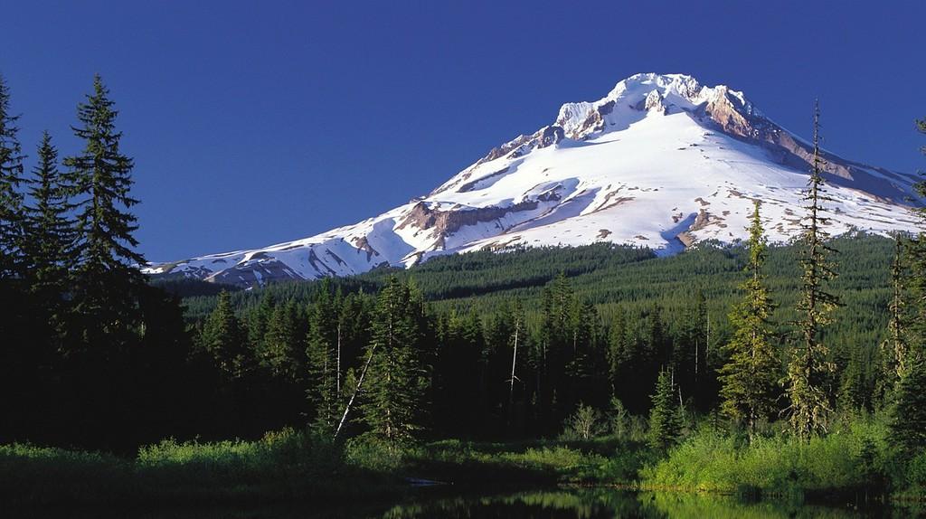 Mount Hood, Oregon | © Pixabay