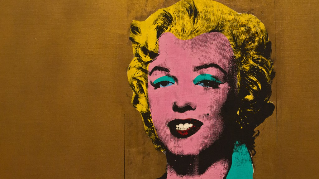 Gold Marilyn - Warhol | © Andrew Moore/Flickr