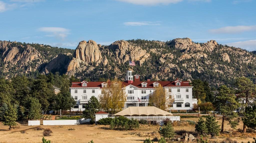The historic Stanley Hotel, Colorado