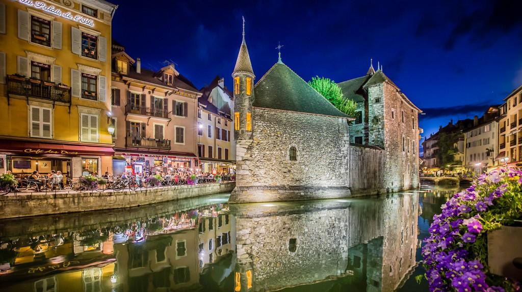Annecy   © N i c o l a/Flickr