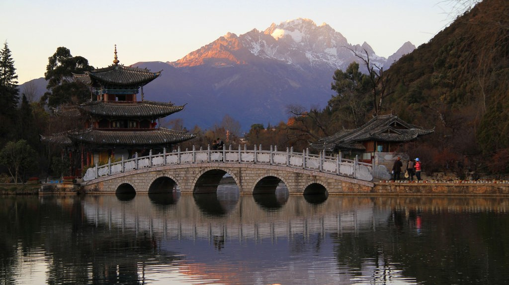 Black Dragon Pool, Lijiang | © Miltos Gickas / Flickr