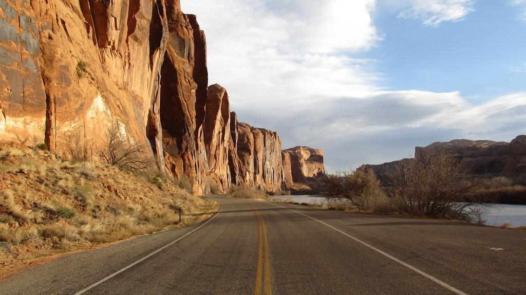 Potash Road, Near Moab, Utah | Ken Lund