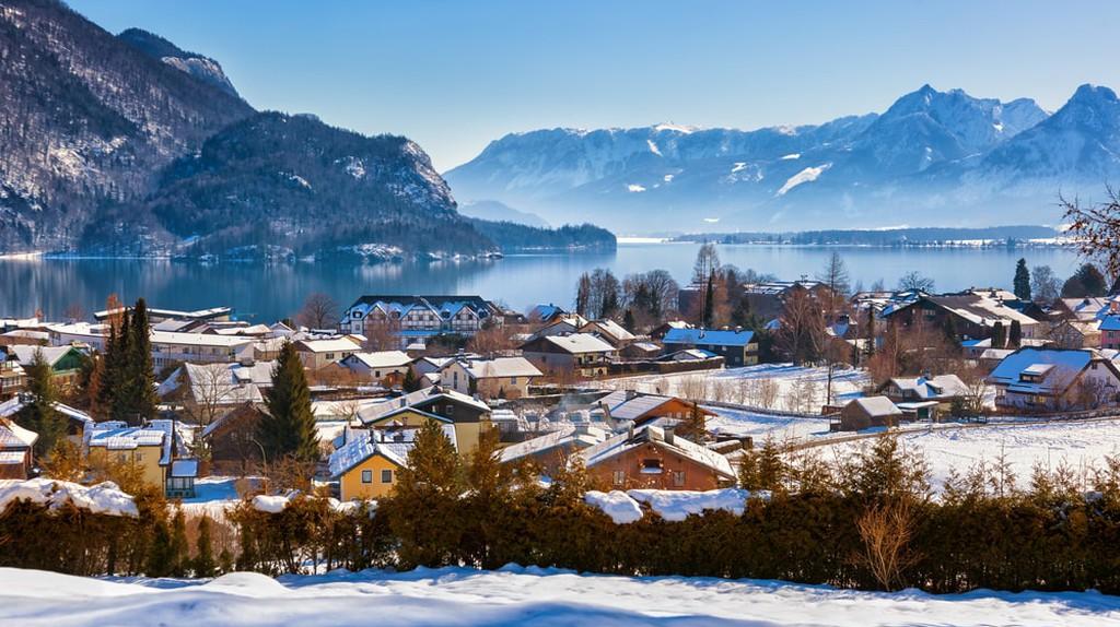 St. Gilgen, Austria