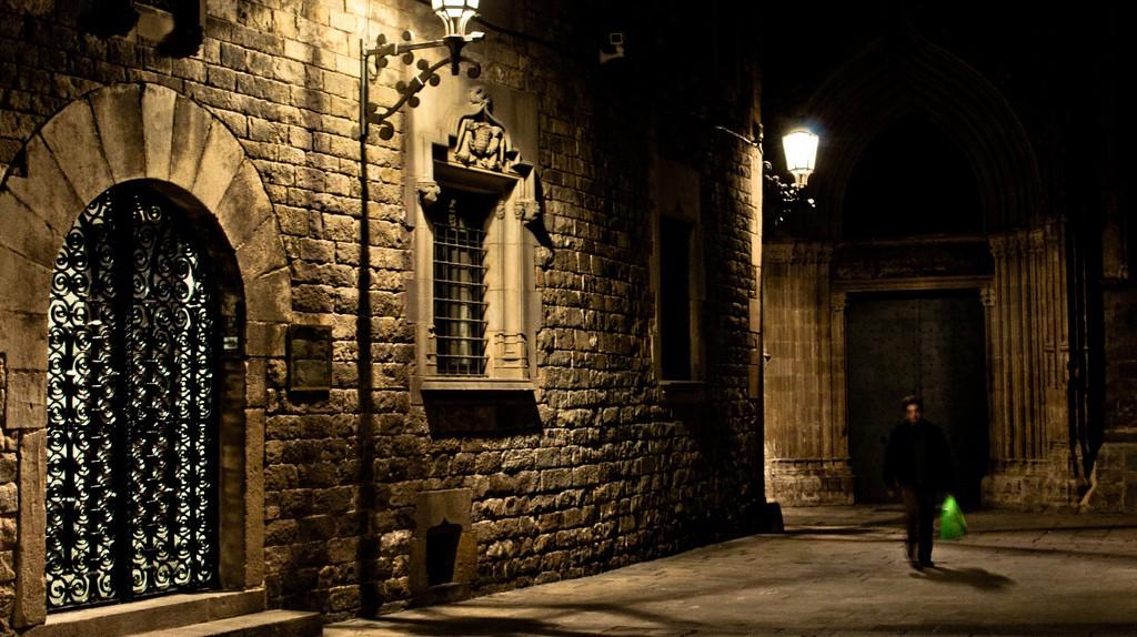 Gothic Quarter, Barcelona  © Davidlohr Bueso/Flickr