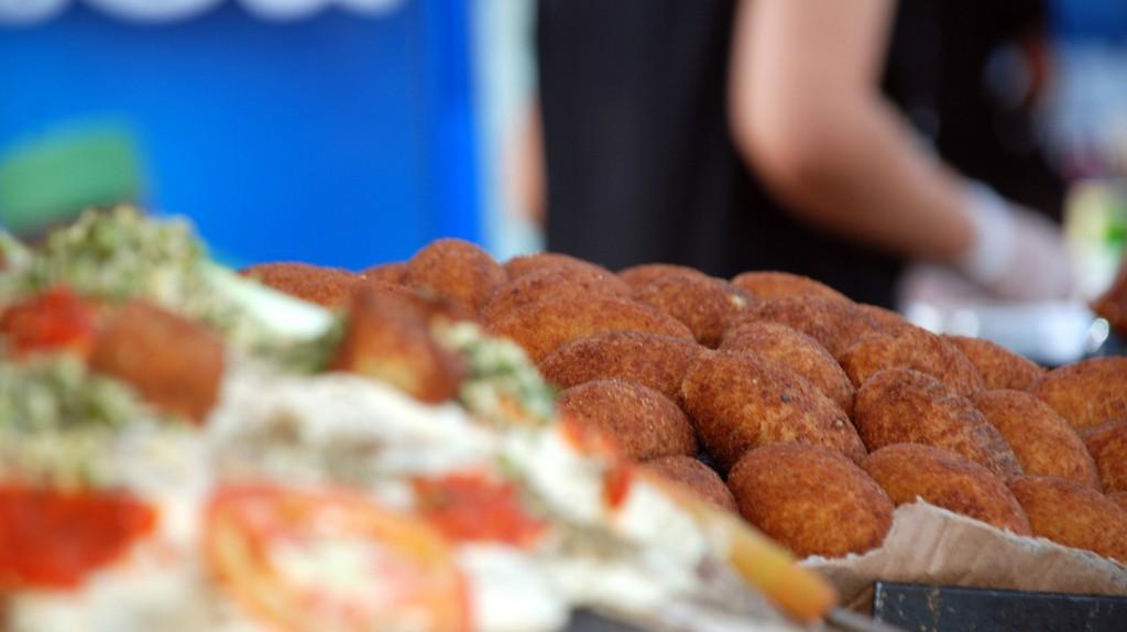 Street food festival/ ©stateofisrael/flickr