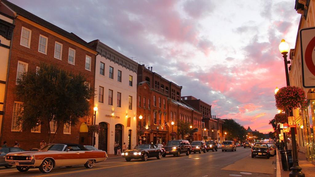 The 10 Best Bars In Georgetown, Washington D.C.