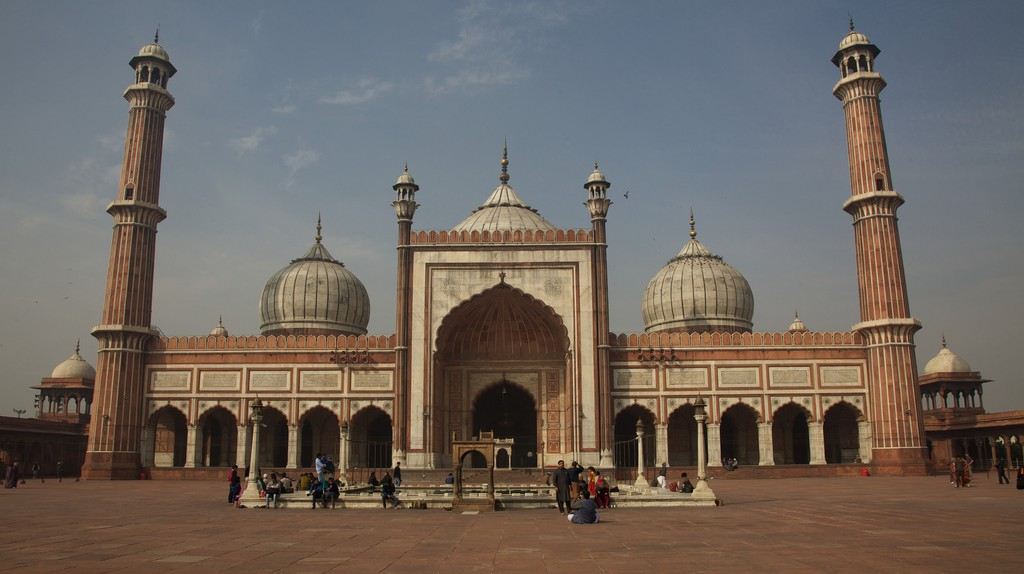 India, New Delhi, Connaught Place © David Brossard