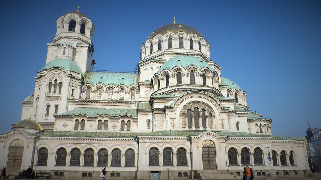 Alexander Nevski Cathedral | ©young shanahan/Flickr