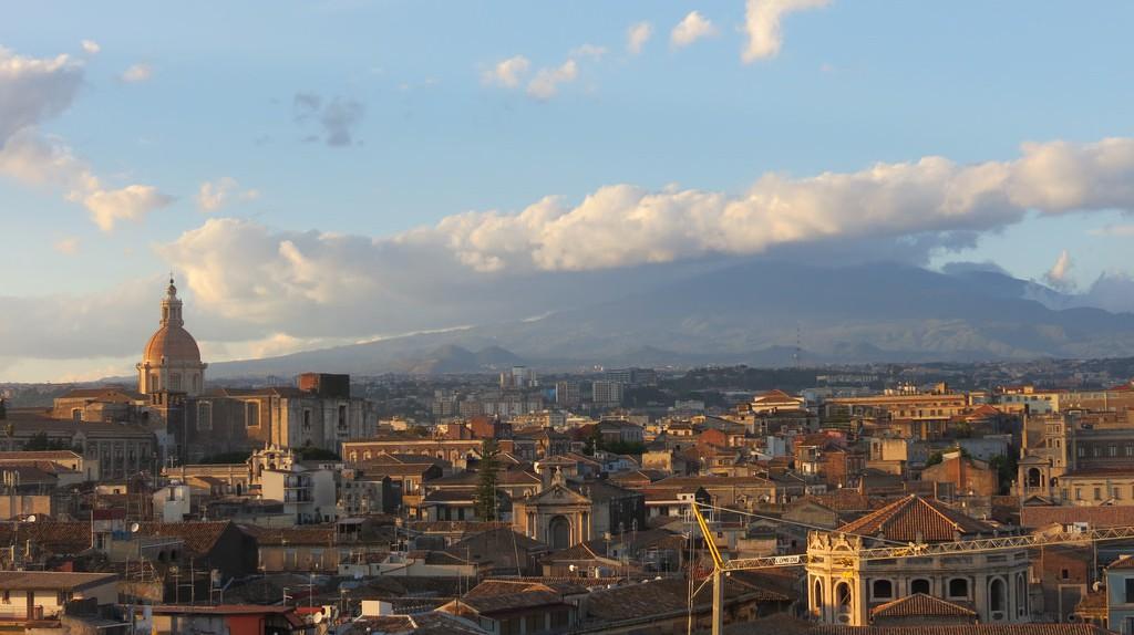 Catania, Sicily   © Lorenzo Blangiardi/Flickr