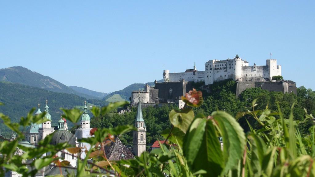 Festung Hohensalzburg | ©Sarah Leo/Flickr