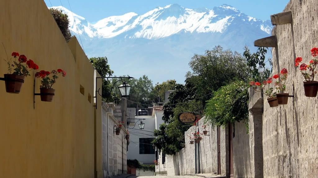 Arequipa, Peru  © David Stanley/Flickr