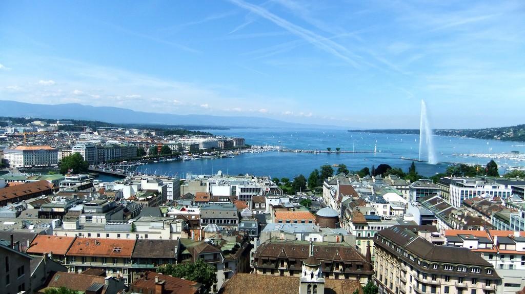 Geneva | © James Cridland/Flickr