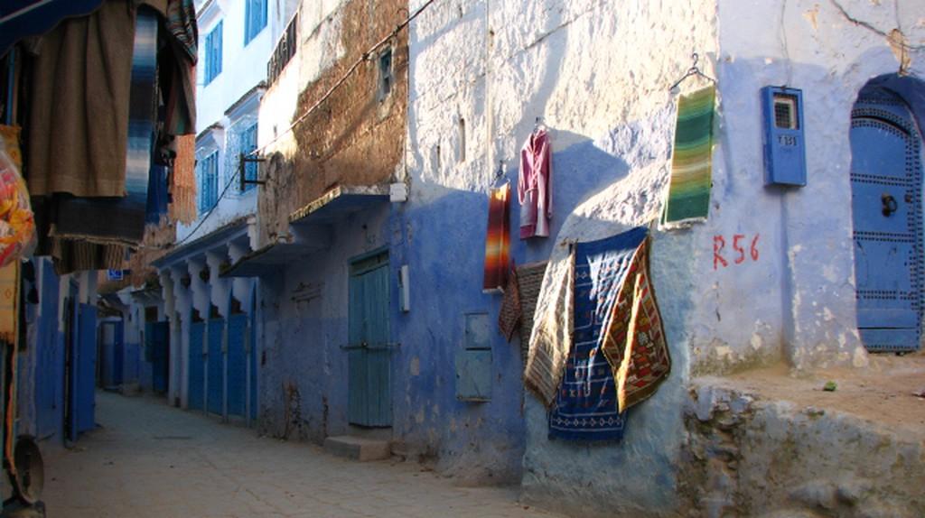 Chefchaouen, Morocco  © reibai/Flickr