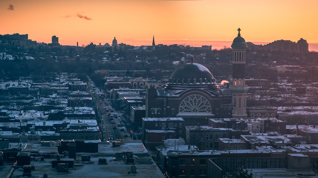 Plateau-Mont-Royal, Montreal, Quebec | © Chris A / Flickr