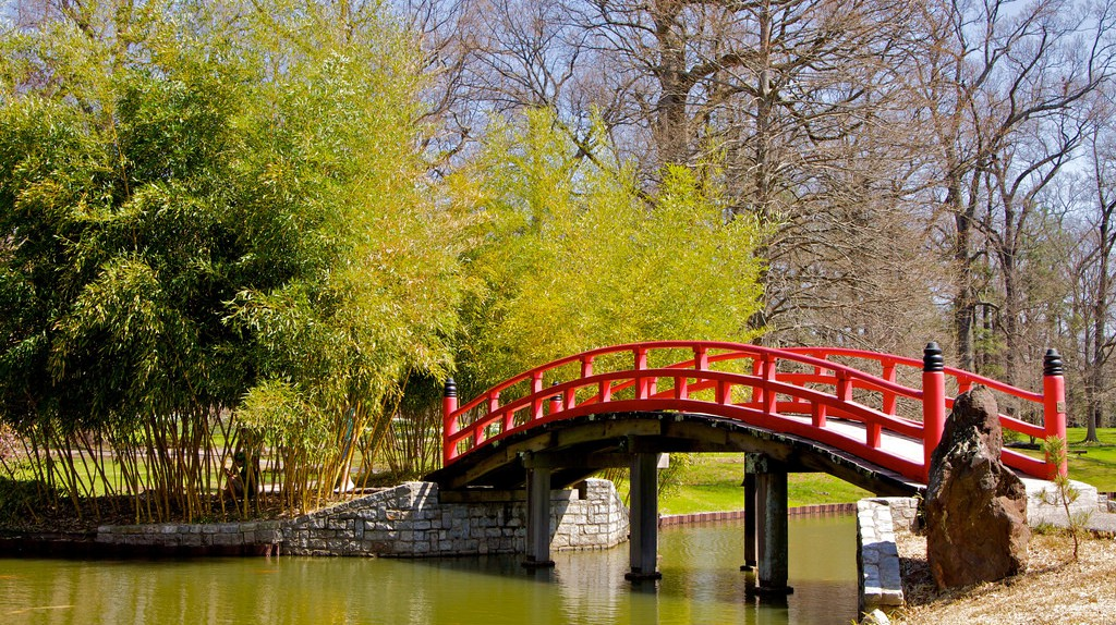 Memphis Botanic Garden | © H. Michael Miley / Flickr