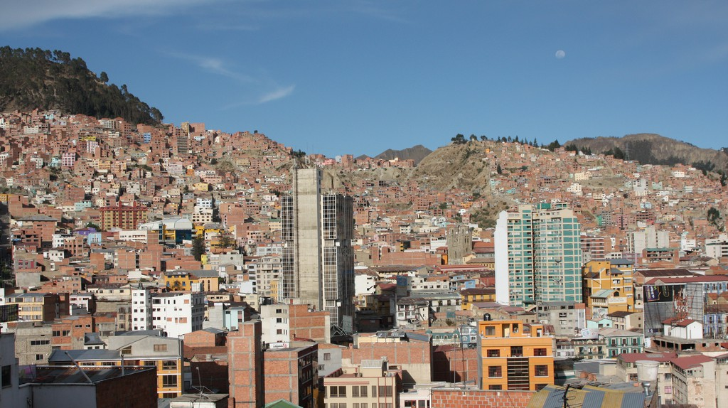 La Paz, Bolivia |© Lisa Weichel/Flickr