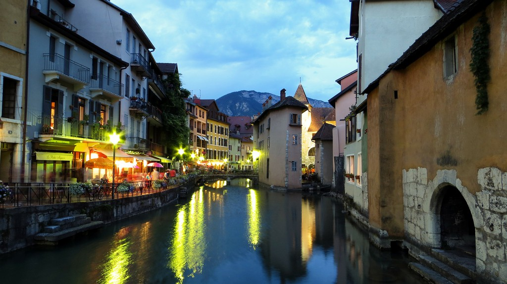 Annecy  ©Pixabay