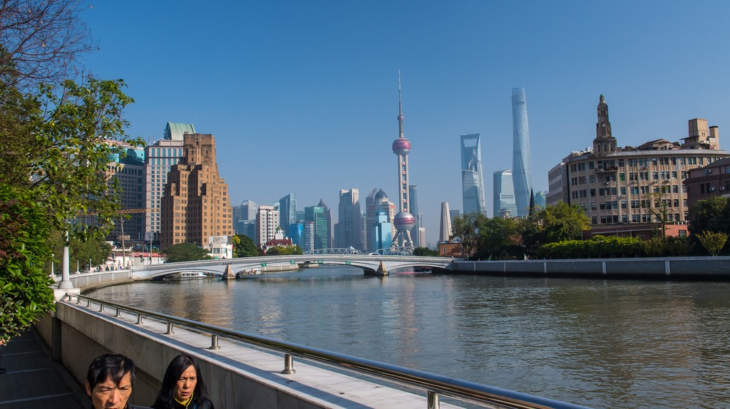 Suzhou Creek | © Asian Development Bank/Flickr