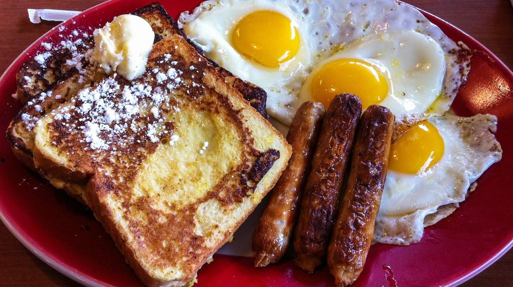 Lumberjack Breakfast | ©  Clemens v. Vogelsang / Flickr