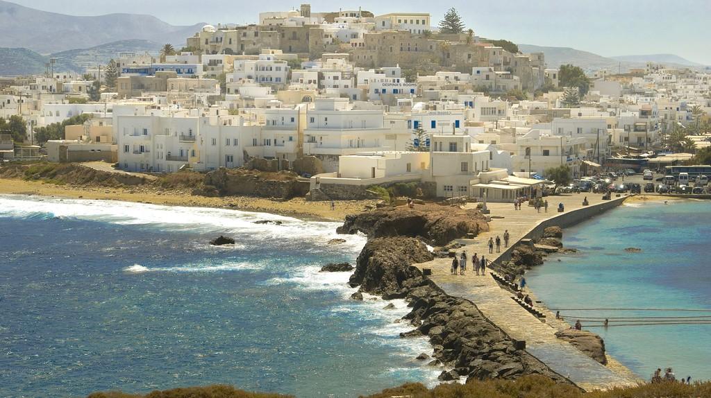 City of Naxos | © Sergio Alvarez/WikiCommons