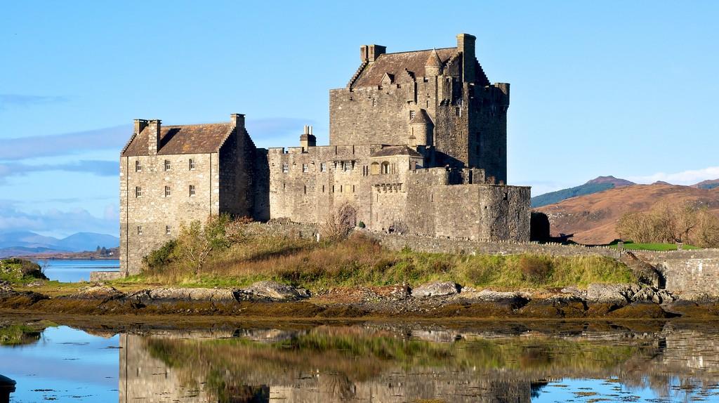 Eilean Donan Castle  ©Miguel Ángel Arroyo Ortega/Flick