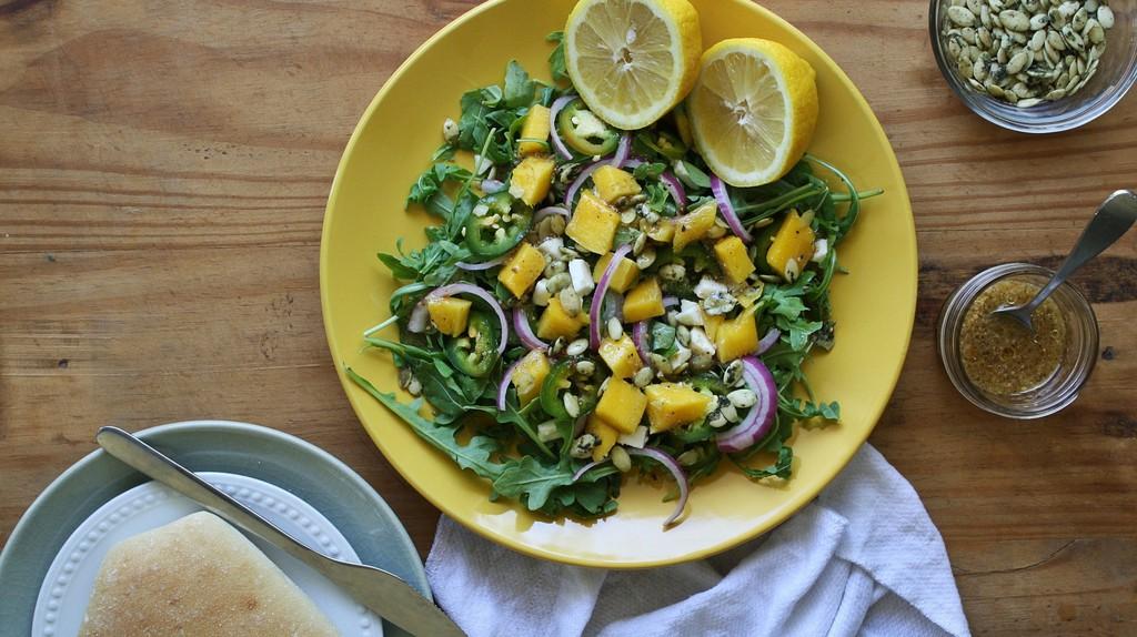 Salad © ponce_photography/Pixabay