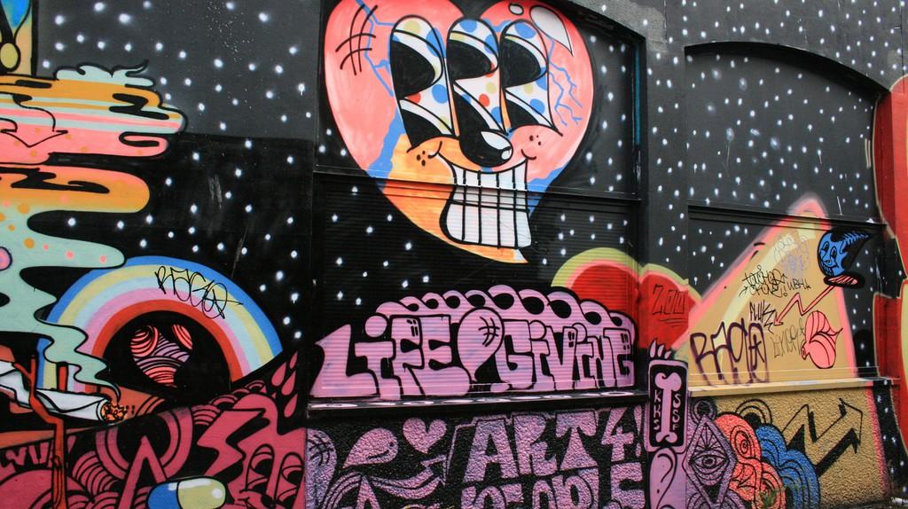 Sickboy, off Nelson Street, Bristol   © KylaBorg/Flickr