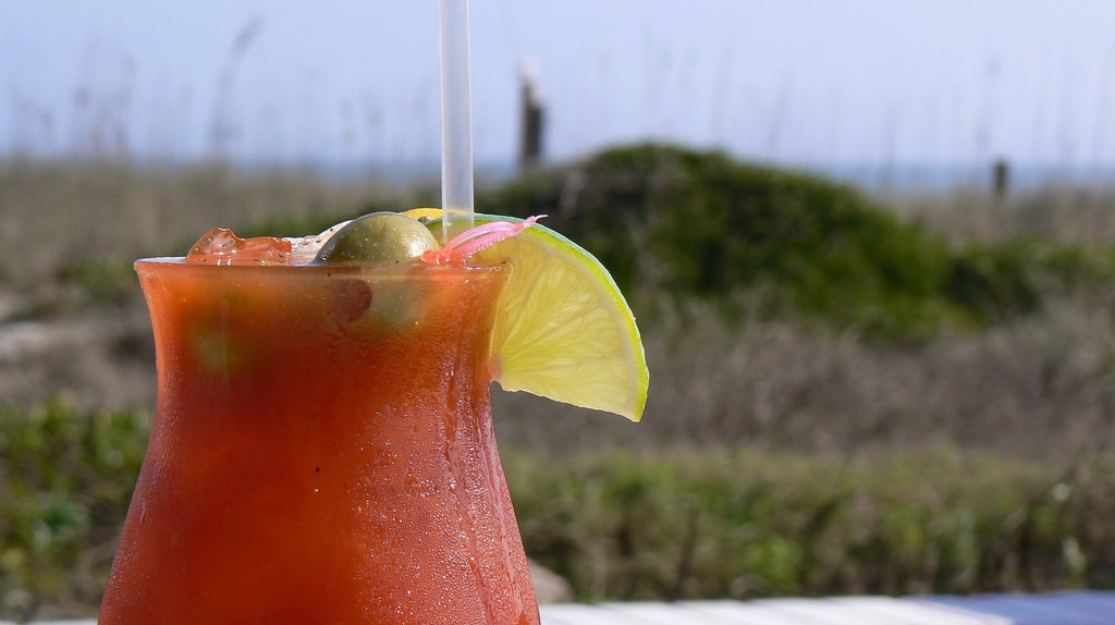 Bloody mary | © James Hawley / Flickr