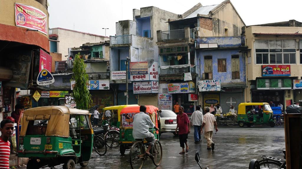 Ahmedabad   © Emmanuel Dyan/Flickr