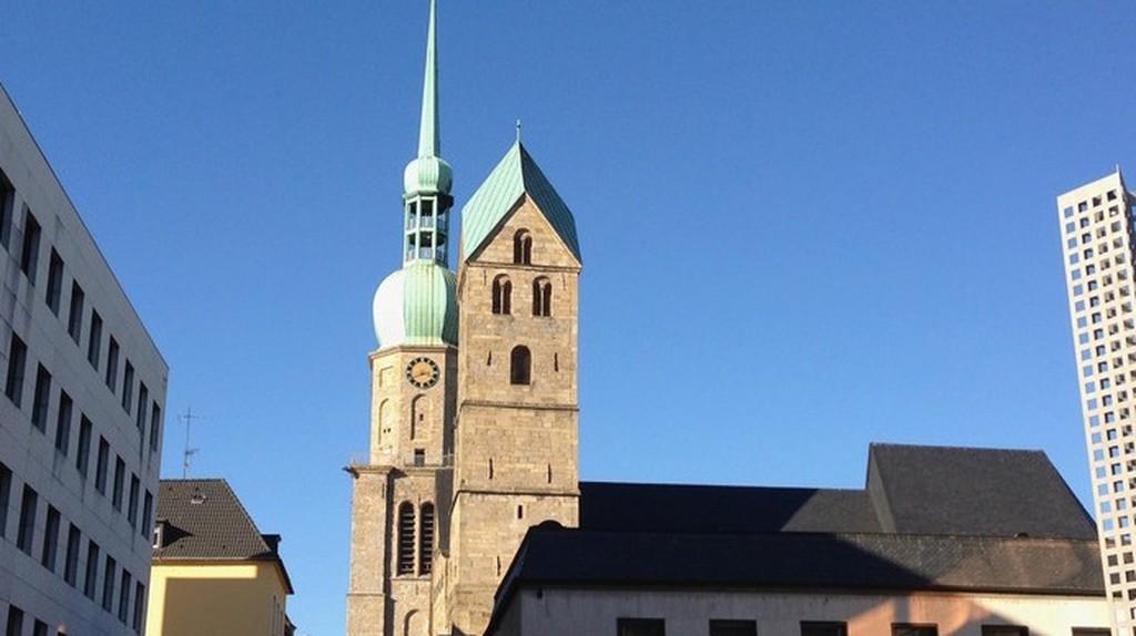 Dortmund, Germany  © Wikimedia Commons