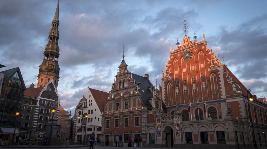 Riga, Latvia | © Bryan Ledgard/Flickr