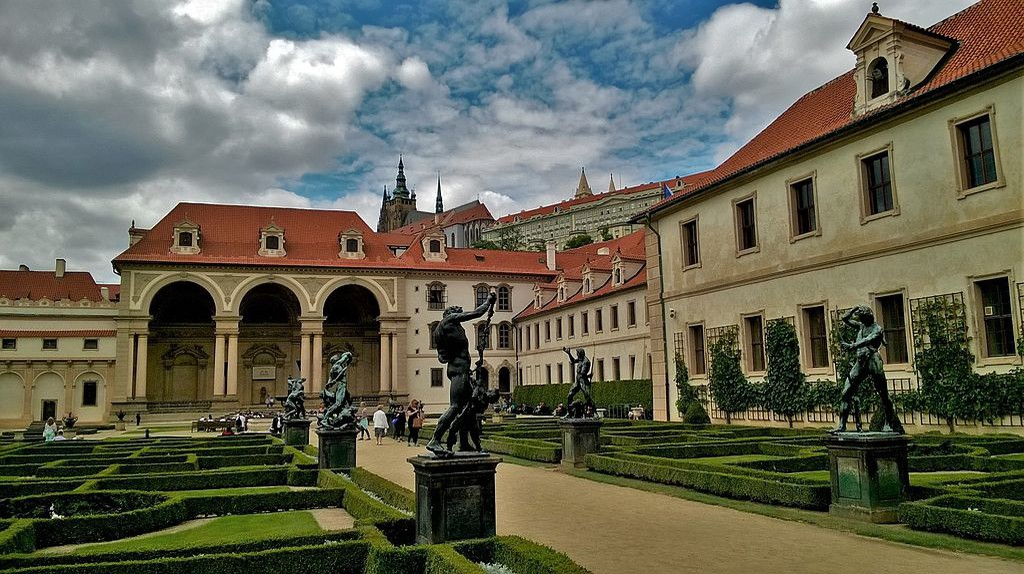 Wallenstein Palace Gardens, Prague | © Packare/WikiCommons