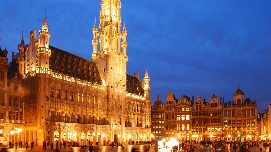 Brussels Great Market Square | © Paul IJsendoorn/WikiCommons