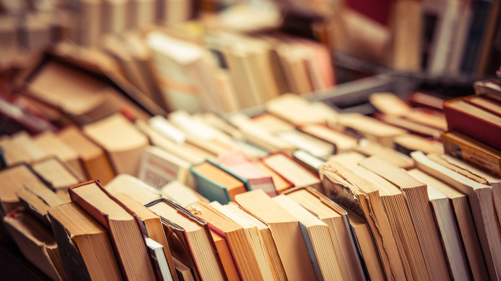 Books ©Yulia Grigoryeva/Shutterstock