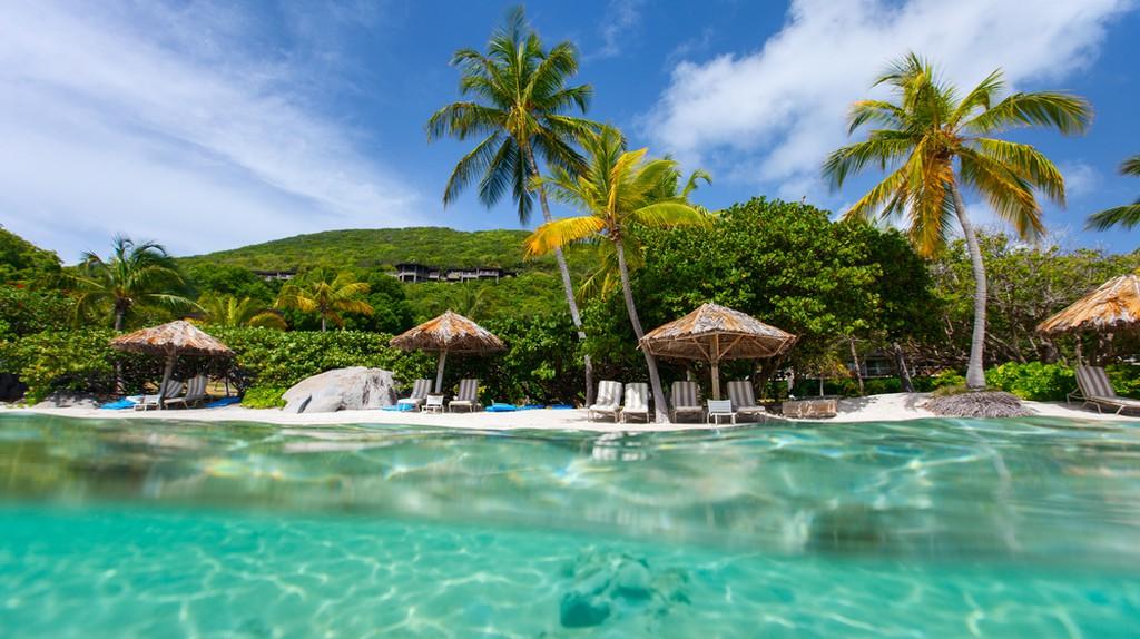 British Virgin Islands in Caribbean   © BlueOrange Studio/Shutterstock