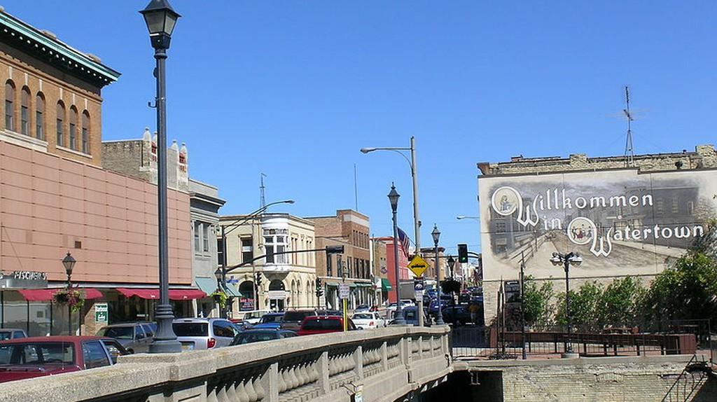 Watertown, South Dakota |© Wikimedia Commons