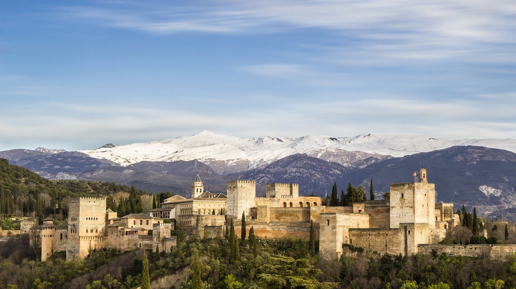 Alhambra, Granada | © Julián Rejas De Castro/Flickr