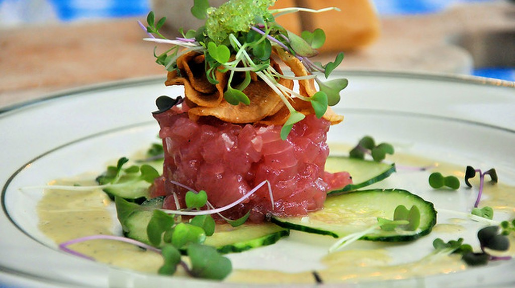 Tuna Tartare Appetizer | © japes18/Flickr