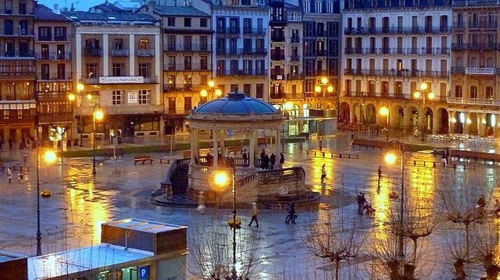 Plaza del Castillo| © Fernando Goñi Erice/Flickr