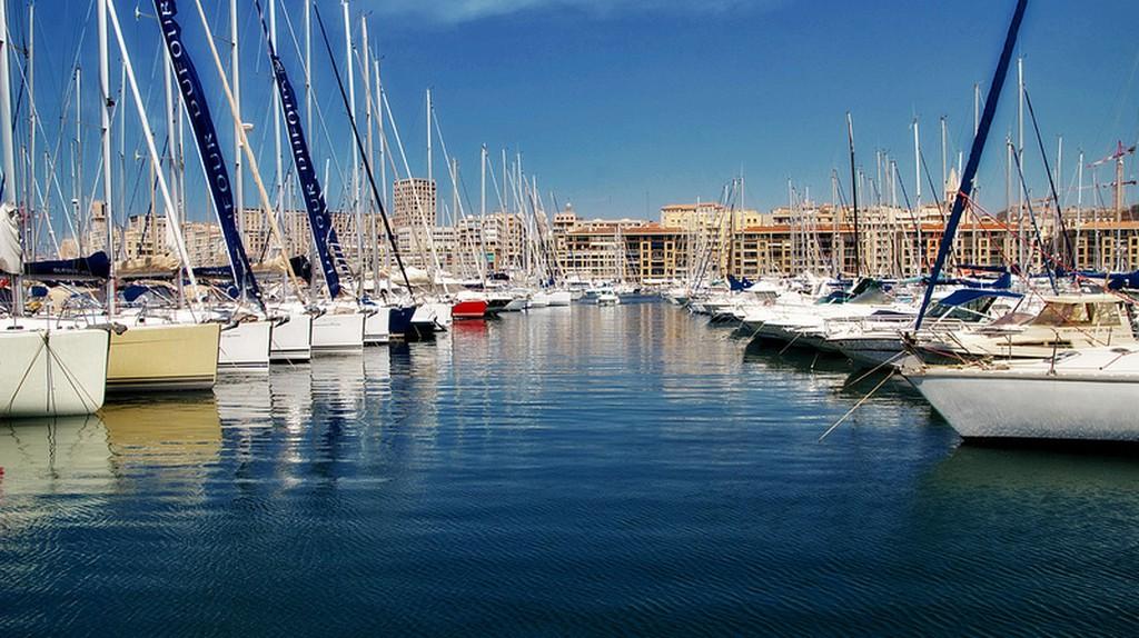 Old Port, Marseille | © ArutStaszewski/Flickr