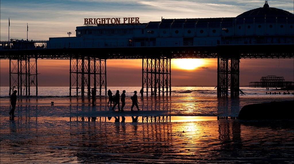 Brighton Pier | © Valcker/flickr