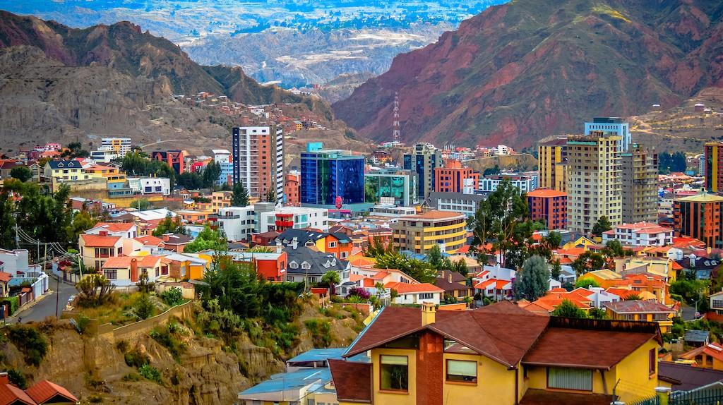 La Paz  | © Matthew Straubmuller/Flickr