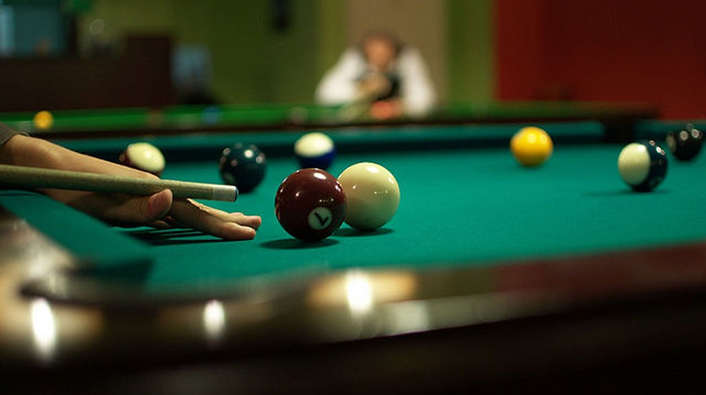 Billiards and snookers | © Derbeth/Wikicommons