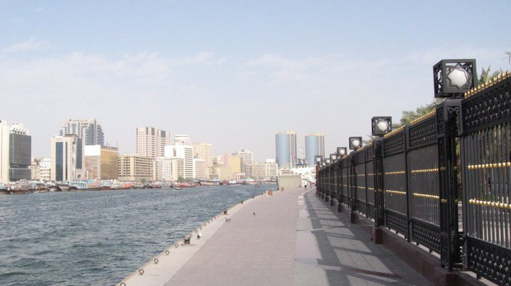 Bur_dubai_waterfront  [ ©Tournesol/Wikimedia  ]